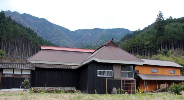 福岡県 八女市 星野村 移住体験住宅 「ていちゃんげ」