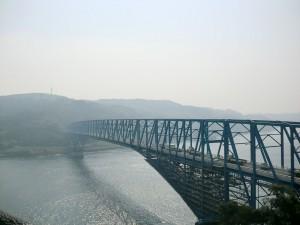 黒之瀬戸大橋 - 長島町