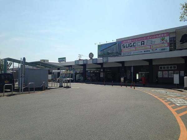 大牟田駅東口 - 大牟田市