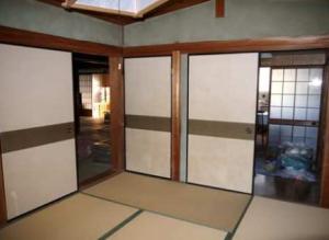 数ある和室の1室です