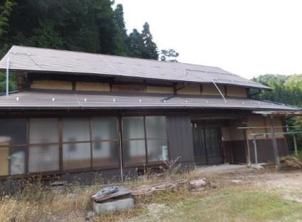 月額1万5千円 鳥取県日南町下石見 空き家バンク賃貸物件