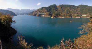 宮ヶ瀬湖 - 清川村