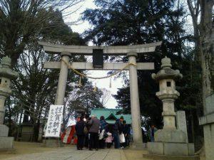 下館羽黒神社 - 筑西市