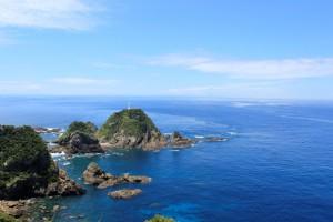 本土最南端にある佐多岬