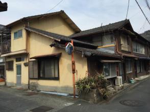 家賃3万円 愛媛県八幡浜市 5K空き家バンク賃貸物件