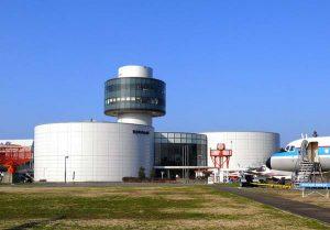 航空科学博物館 - 芝山町