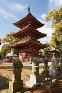斑鳩寺 - 太子町