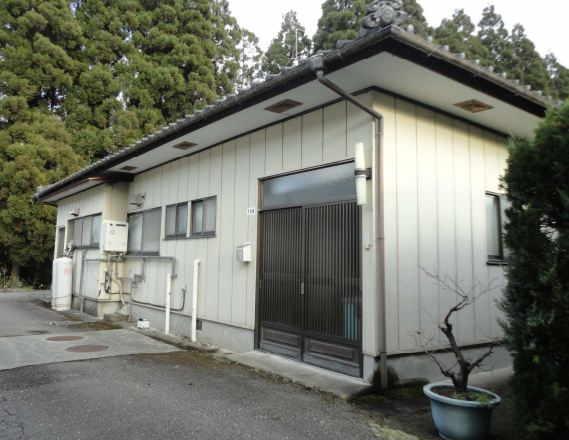 熊本県 山都町 移住体験住宅 「山都町短期滞在施設」