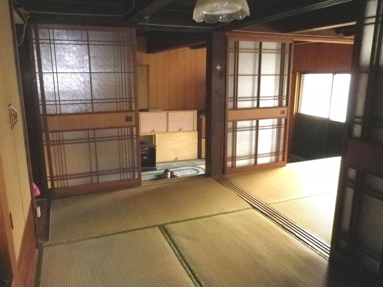 1階3畳和室