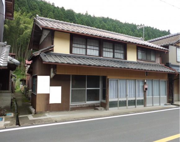 月額2万円 京都府綾部市 空き家バンク賃貸物件
