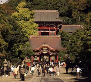 鶴岡八幡宮 - 鎌倉市
