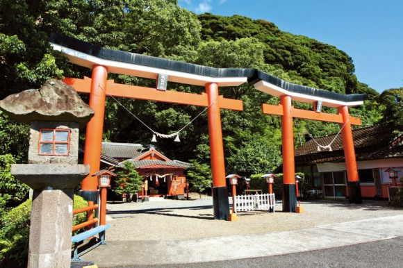 諏訪神社 - 南大隅町
